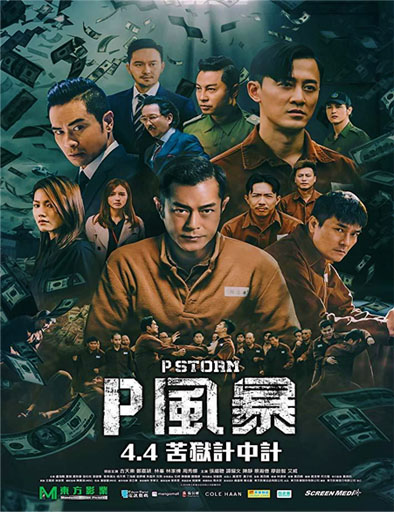 Poster de P Storm