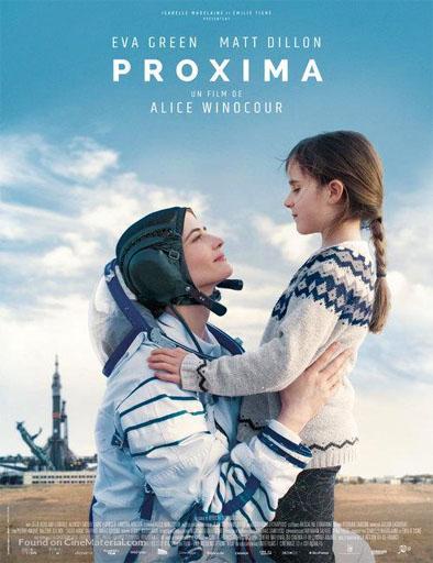 Poster de Proxima (Prometo volver)