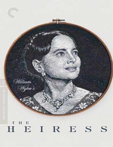 Poster de The Heiress (La heredera)