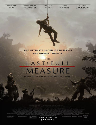 Poster de The Last Full Measure