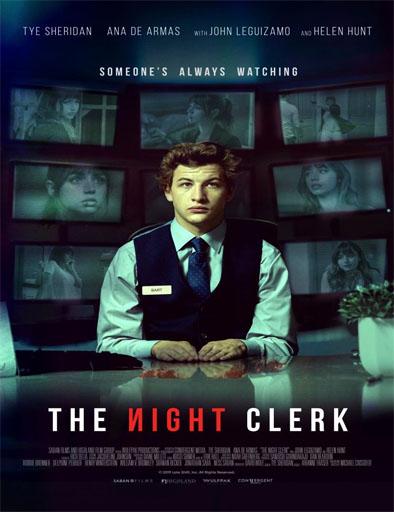 Poster de The Night Clerk