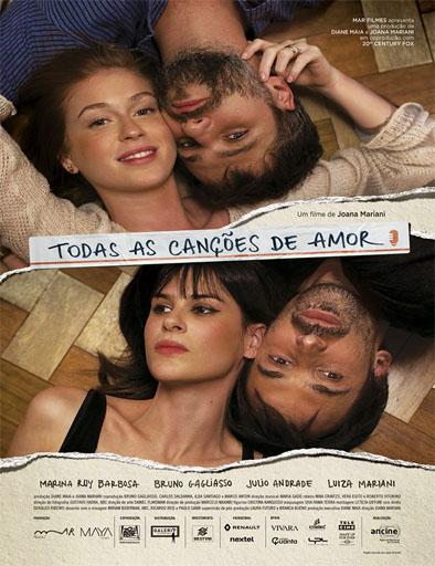 Poster de Todas as Canções de Amor