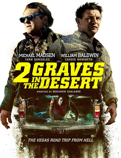 Poster de 2 Graves in the Desert