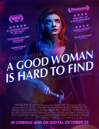 Poster de A Good Woman Is Hard to Find