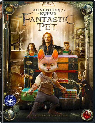 Poster de Adventures of Rufus: The Fantastic Pet
