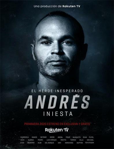 Poster de Andrés Iniesta: The Unexpected Hero