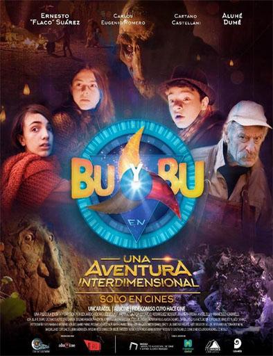 Poster de Bu y Bu, una aventura interdimensional