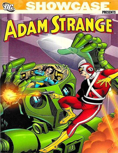 Poster de DC Showcase: Adam Strange