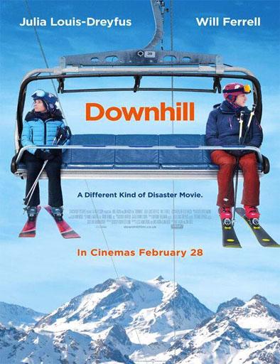 Poster de Downhill (Cuesta abajo)