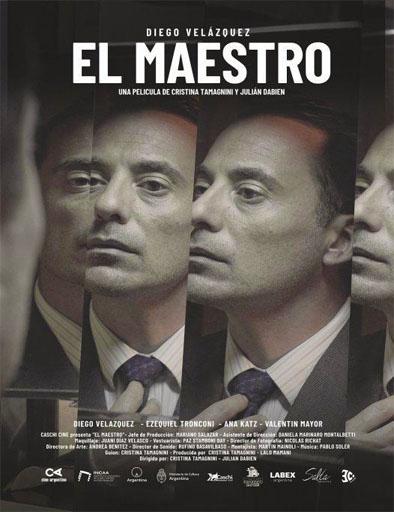 Poster de El maestro