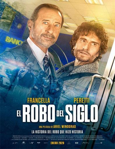 Poster de El robo del sigl
