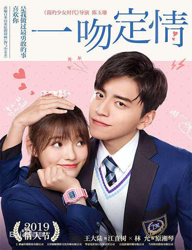 Poster de Fall In Love At First Kiss