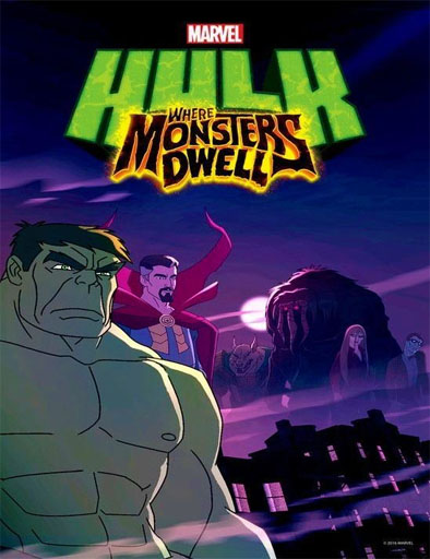 Poster de Hulk: Where Monsters Dwell