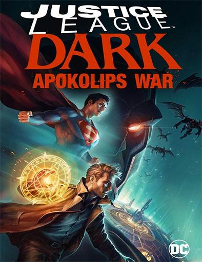 Poster de Justice League Dark: Apokolips War