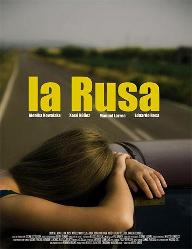 Poster de La Rusa