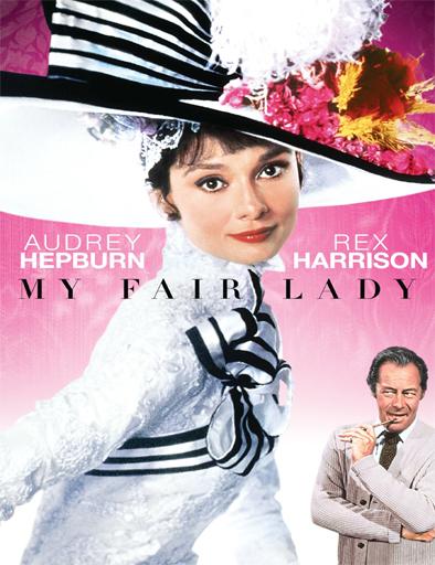 Poster de My Fair Lady (Mi bella dama)