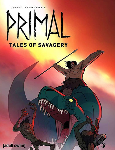 Poster de Primal: Tales of Savagery
