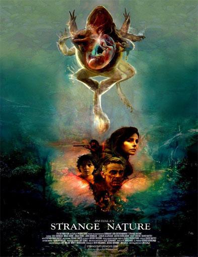 Poster de Strange Nature