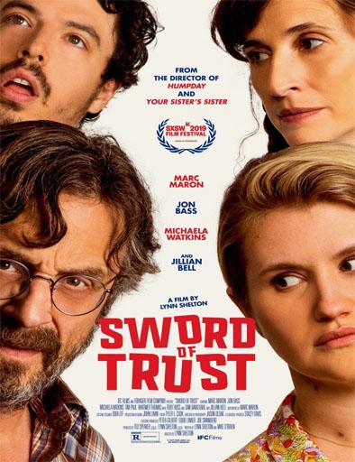 Poster de Sword of Trust