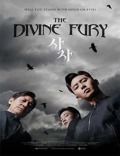 Poster de The Divine Fury