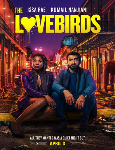 Poster de The Lovebirds