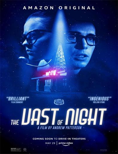 Poster de The Vast of Night