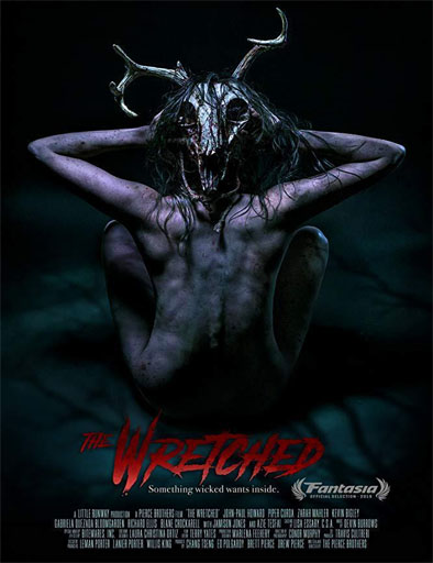 Poster de The Wretched