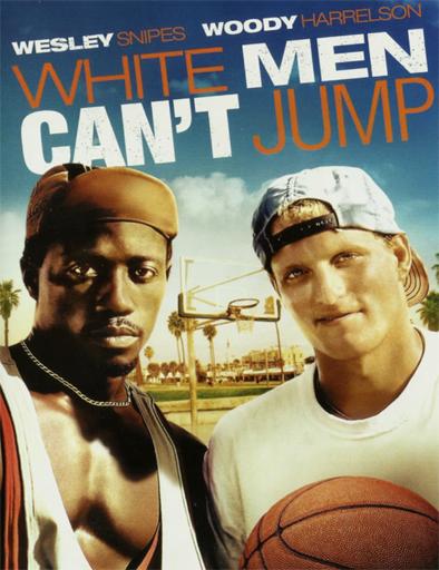 Poster de White Men Can't Jump (Los blancos no la saben meter)