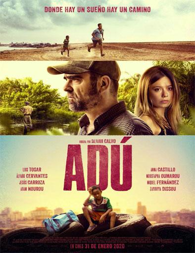 Poster de Adu