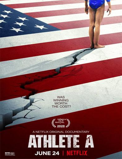 Poster de Athlete A