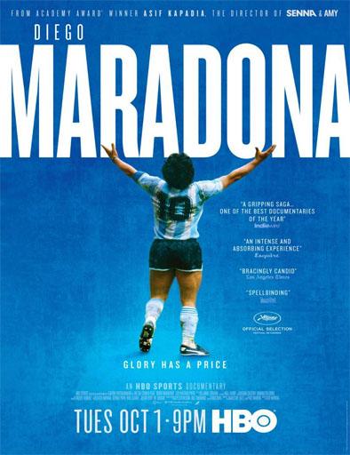 Poster de Diego Maradona