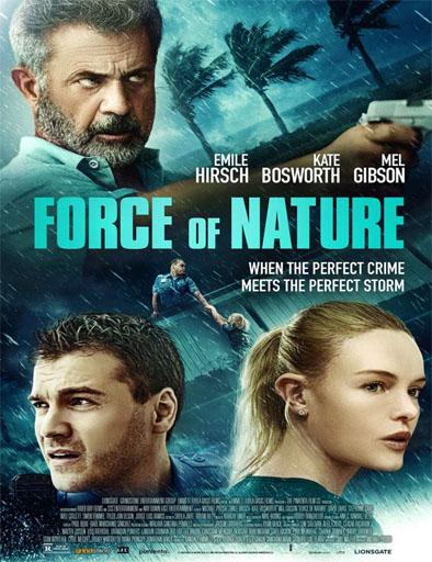 Poster de Force of Nature