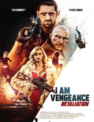 Poster de I Am Vengeance: Retaliation