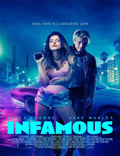 Poster de Infamous