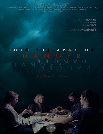 Poster de Into the Arms of Danger