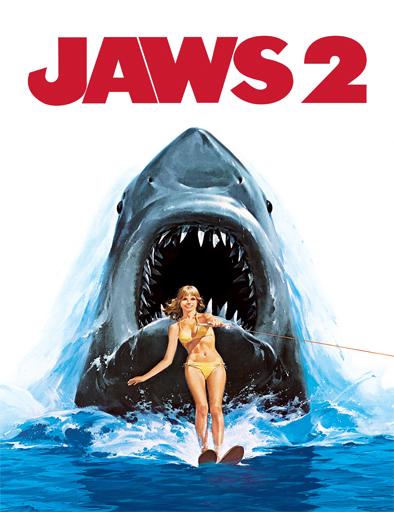 Poster de Jaws 2 (Tiburón 2)