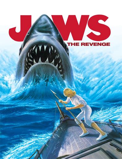 Poster de Jaws 4: The Revenge (Tiburón 4: La venganza)