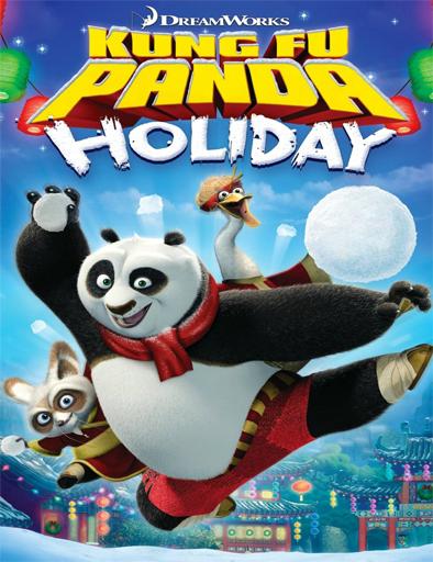 Poster de Kung Fu Panda: El festival de invierno