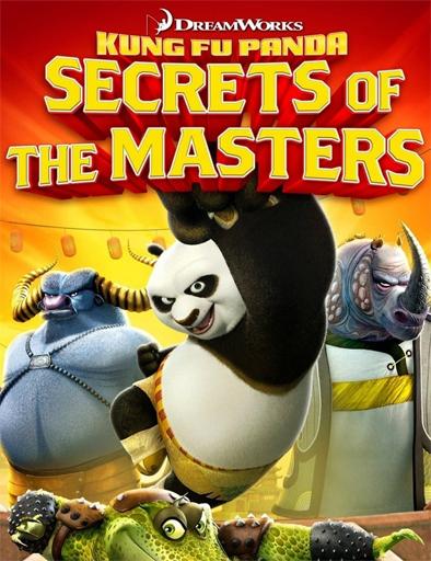 Poster de Kung Fu Panda: Los secretos de los maestros