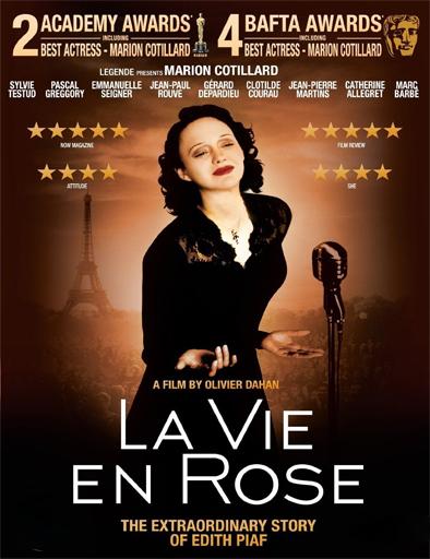Poster de La Môme (La Vie en Rose)
