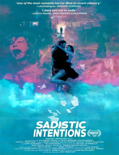 Poster de Sadistic Intentions