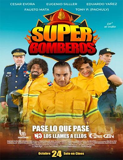 Poster de Super Bomberos