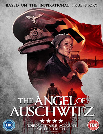 Poster de The Angel of Auschwitz