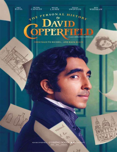 Poster de The Personal History of David Copperfield