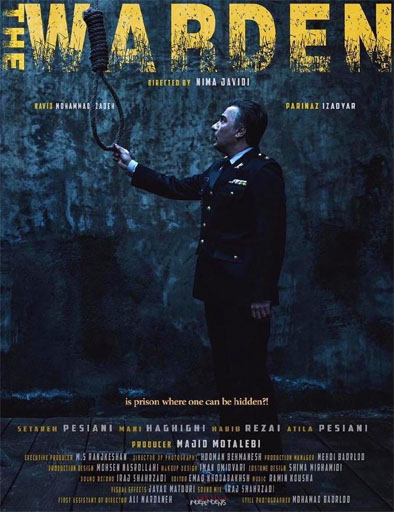 Poster de The Warden