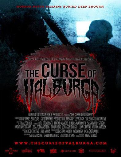 Poster de The Curse of Valburga