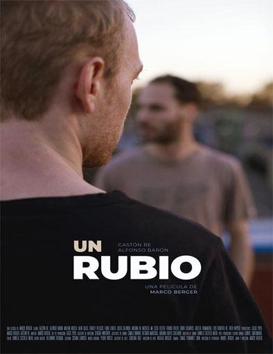 Poster de Un rubio