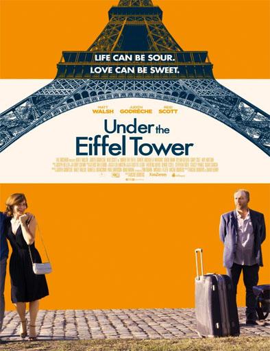 Poster de Under the Eiffel Tower (Bajo la torre Eiffel)