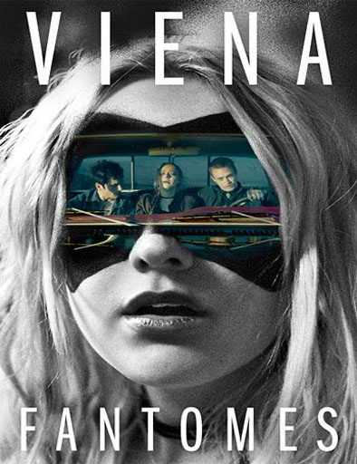 Poster de Viena and the Fantomes