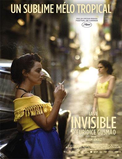 Poster de A Vida Invisível